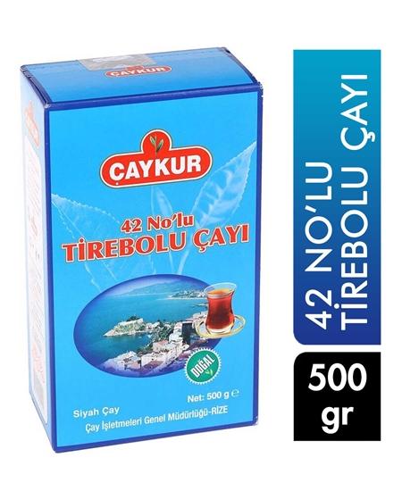 Picture of Çaykur 42 No'lu Tirebolu Çayı 500 g X 15'li Koli
