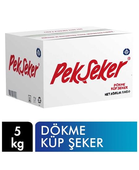 Picture of Pekşeker Küp Şeker 5 kg Dökme