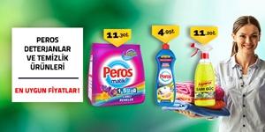 Peros Deterjanlar ve Temizlik Ürünleri kampanya resmi