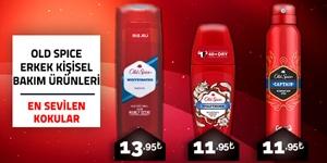Old Spice Erkek Kişisel Bakım Ürünleri kampanya resmi
