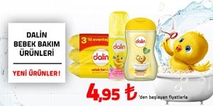 Dalin Ürünleri kampanya resmi