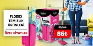 Flodex Temizlik Ürünlerinde Özel Fiyatlar! kampanya resmi