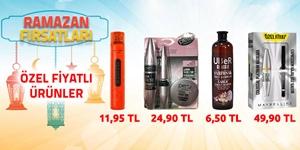 RAMAZAN FIRSATLARI! Özel Fiyatlı Ürünler kampanya resmi