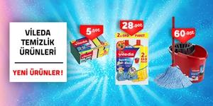 Vileda Temizlik Ürünleri kampanya resmi