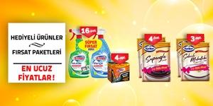 Hediyeli Ürünler ve Fırsat Paketleri En Ucuz Fiyatlarla! kampanya resmi