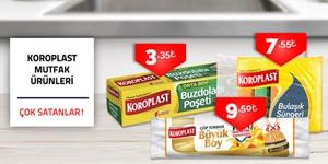 Koroplast Mutfak Malzemeleri kampanya resmi