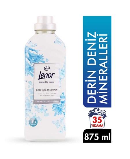 Picture of Lenor Yumuşatıcı 35 Yıkama 875 ml Derin Deniz Mineralleri