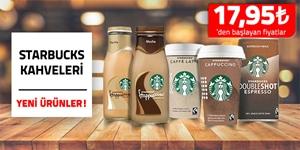 Starbucks Kahve kampanya resmi