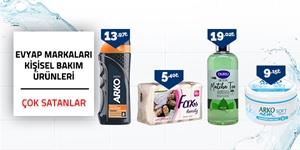 Evyap Markalarında Özel Fiyatlar kampanya resmi