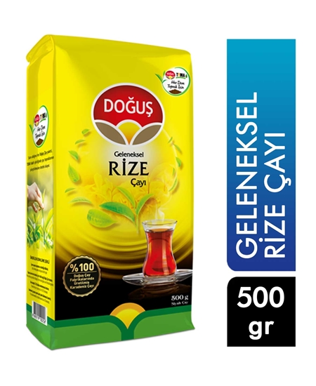 Picture of Doğuş Çay 500 g X 12'li Koli Geleneksel Rize