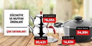 Züccaciye ve Mutfak Ürünleri kampanya resmi