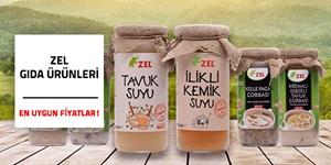 Zel Gıda Ürünlerinde En Uygun Fiyatlar kampanya resmi