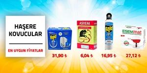 Haşere Kovucu Ürünler kampanya resmi